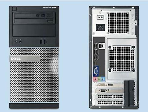 台式电脑主机