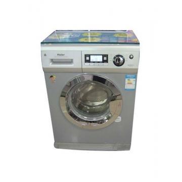 海尔xqg52-q856 滚筒洗衣机(银灰)