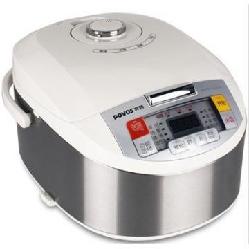 二,使用步骤  电饭煲有2种:一种是保温式自动电饭煲,当饭煮熟时即