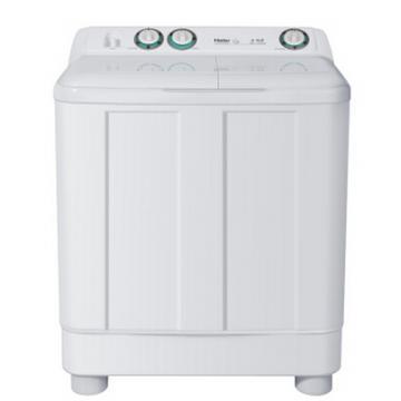 海尔(haier)xpb70-1187bsam半自动双缸洗衣机 7kg