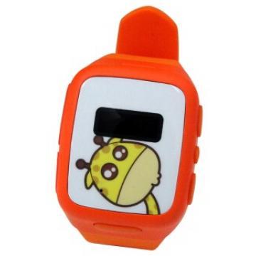 卫小宝 w268 儿童手表 阳光橙